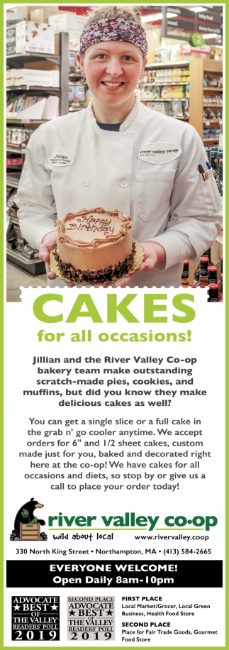 Cakes for All Ocations!