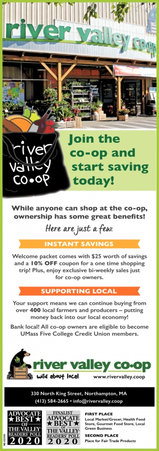 Join the Co-Op and Start Saving