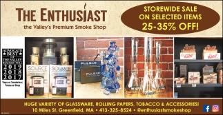 Premium Smoke Shop
